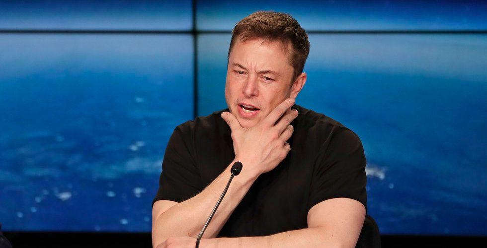 Breakit - Elon Musks SpaceX skickar upp ny raket – följ det här