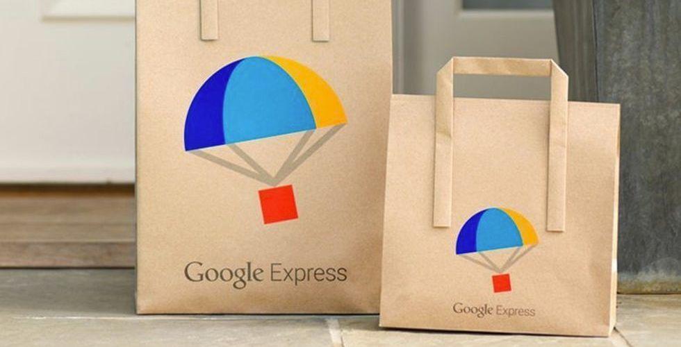 Nu ska Google börja leverera matkassar hem till din dörr