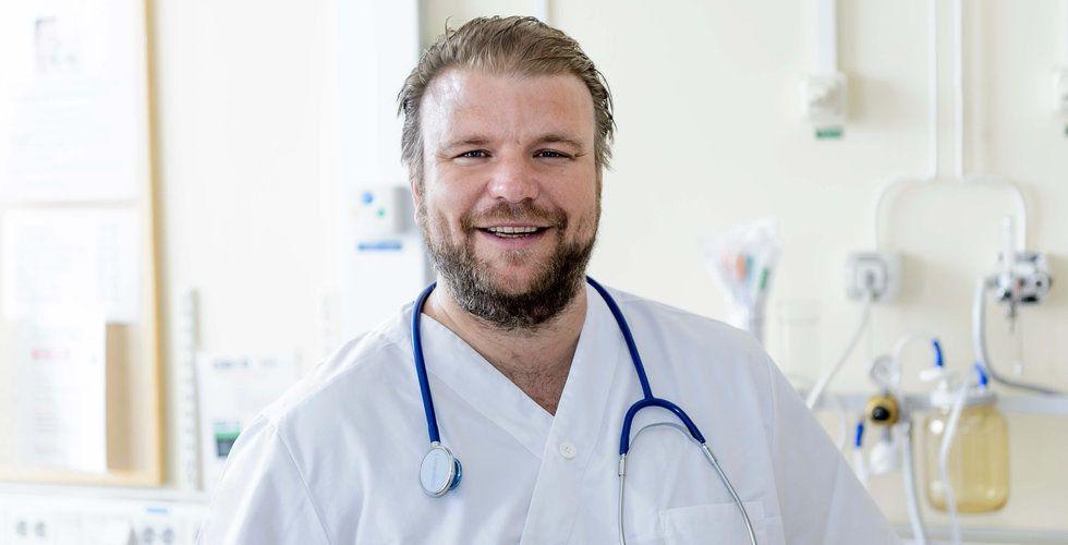 Min doktor dubbelt så stort som konkurrenten Kry