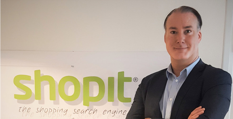 Breakit - Mathias Axlén satsar 25 miljoner ur egen ficka – på sin nya startup Shopit