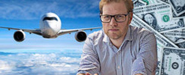 """Niklas Agevik: """"Ett flygstopp hade inneburit döden för investeringar från USA"""""""