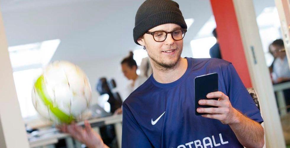 Breakit - Dålig lägenhetsaffär tvingar Patrik Arnesson att sälja aktier