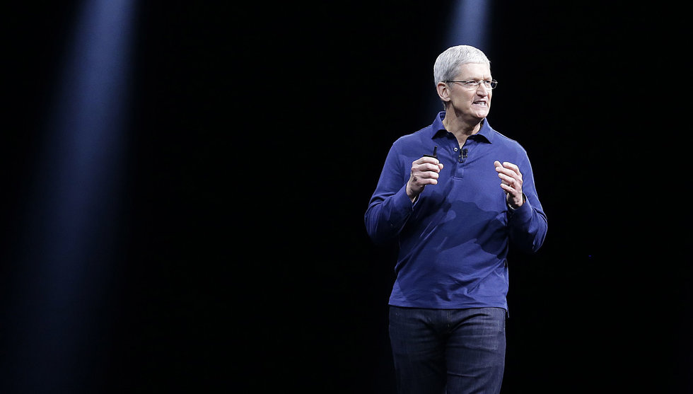 Förväntad hårdvarubonanza från Apple under kvällens event