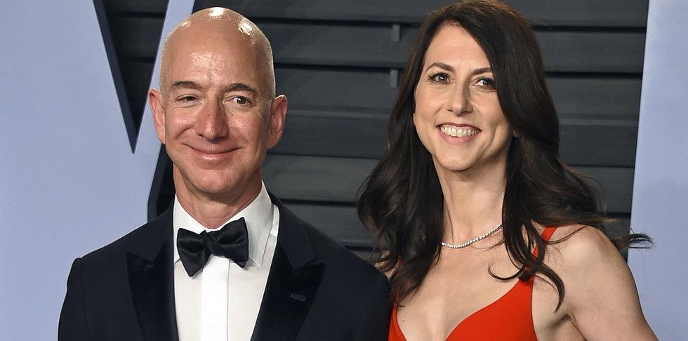 Jeff Bezos skilsmässa klar – hon får aktier för 320 miljarder