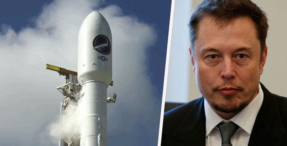 Elon Musks Spacex på väg ta in nytt kapital – värderas 352 miljarder kronor