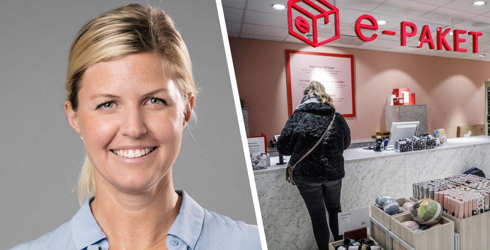 Åhlens e-handel blir hennes nya ansvar – lämnar riskkapitalvärlden