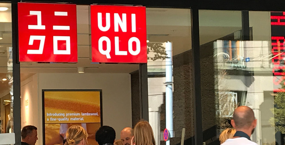 Uniqlo missar förväntningarna