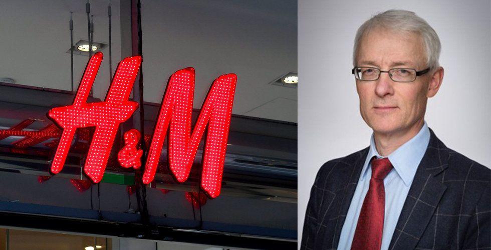 Breakit - Stjärnförvaltaren: Vi säljer i H&M för att osäkerheten har ökat
