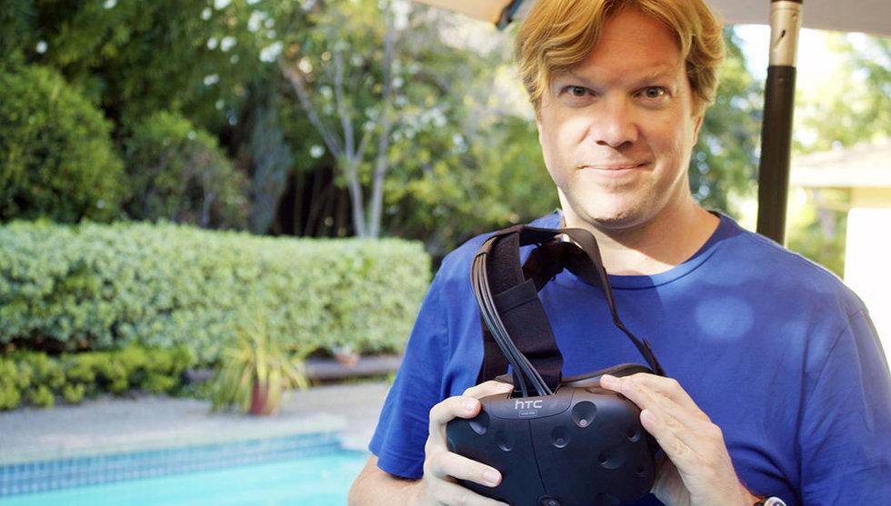 Breakit - Uppgifter: Så många VR-brillor har Rikard Steibers HTC sålt