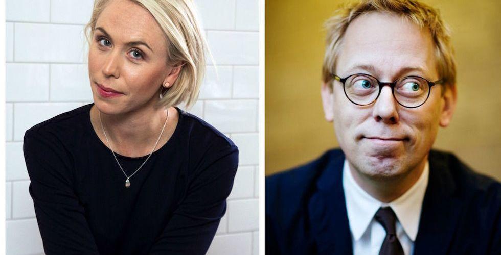 Parfym-startup får in tv-kändisen Peter Settman som investerare