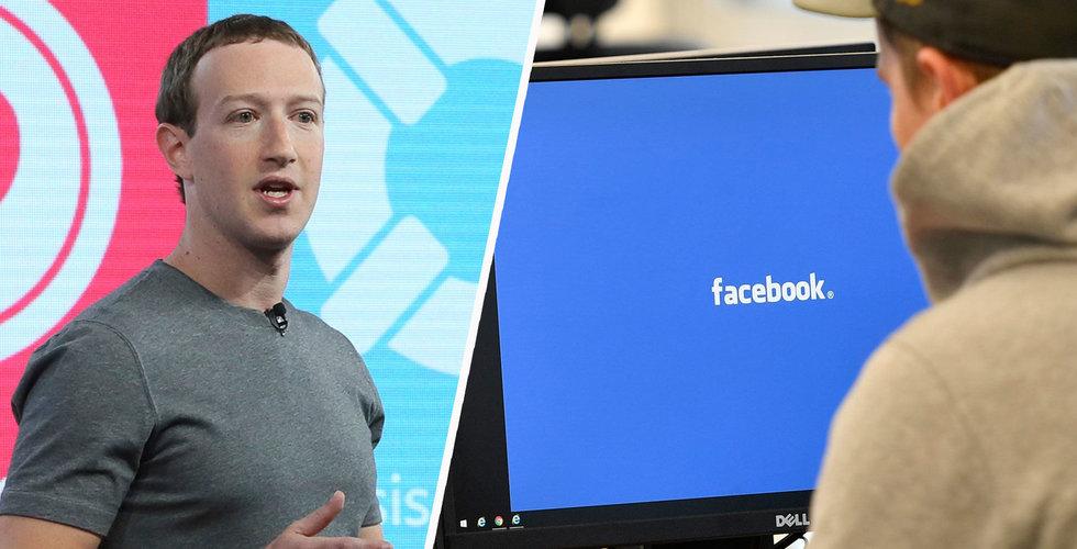 Facebook anklagas för att missbruka sin dominerande ställning i Tyskland
