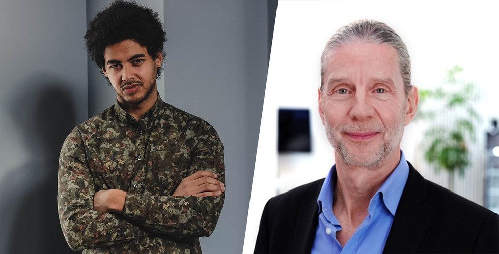 Björn Lindberg tog Izettle ut i världen – kliver in i styrelsen på Superb