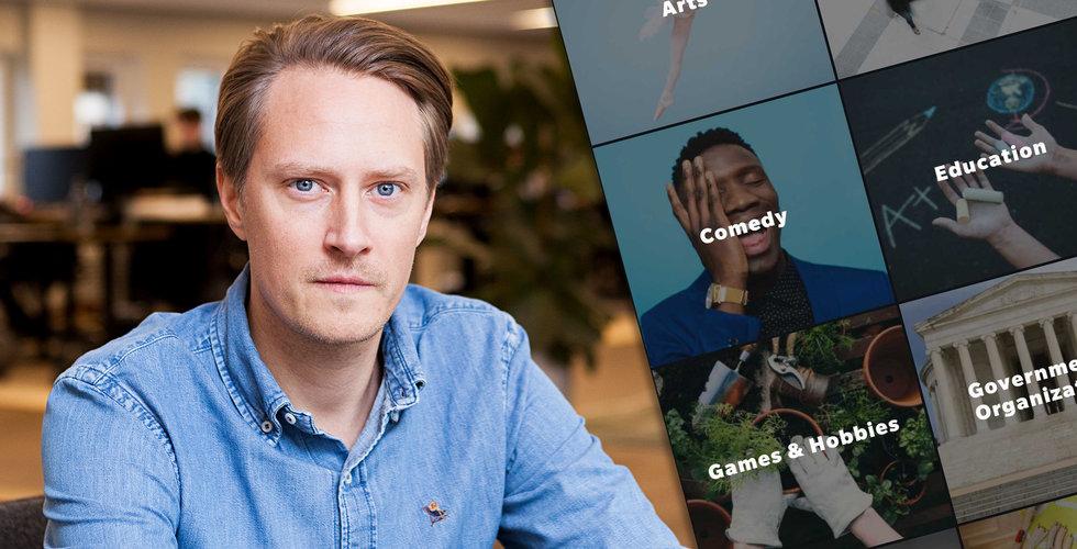Poddar bakom betalvägg – Acast lanserar storsatsning mot medier