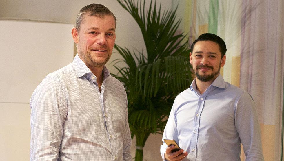 Breakit - Tidyapp utmanar Hemfrid – köper Helplings svenska verksamhet