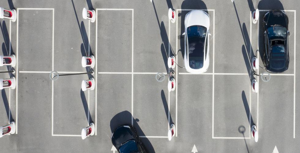 Rapport: Hälften av alla bilar i Sverige kan vara laddbara – om 10 år