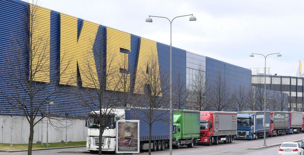 Ikea lanserar snabbare hemleverans – för de som vill betala