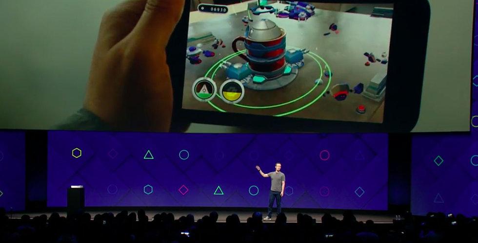Breakit - Facebook vill förändra världen med AR – inleder storsatsning