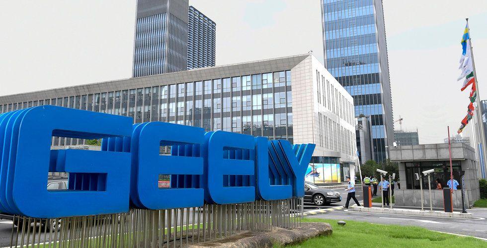 Geely uppges investera mångmiljarder i Lotus