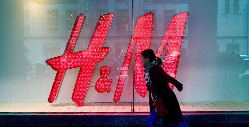 """Breakit - Storbanken sänker H&M – """"För lite och för sent"""""""