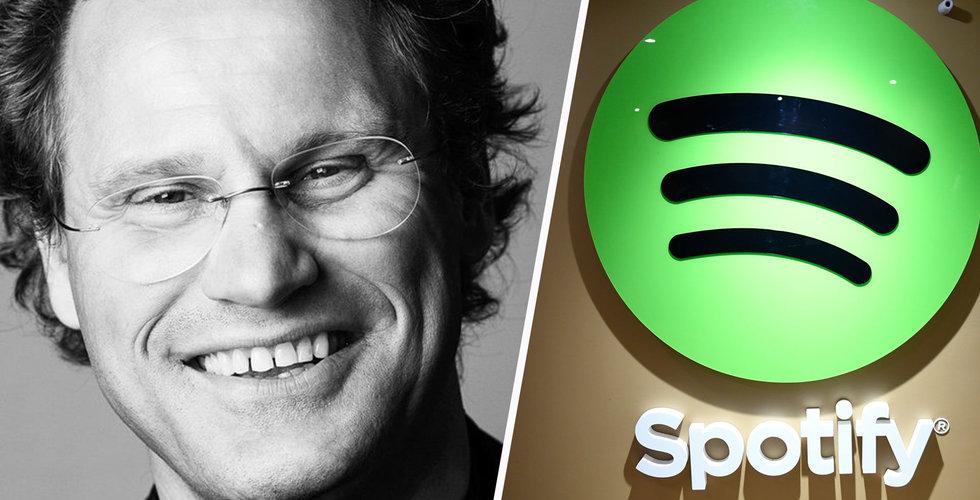 Pär-Jörgen Pärson sålde för tidigt – missade över en miljard på Spotify