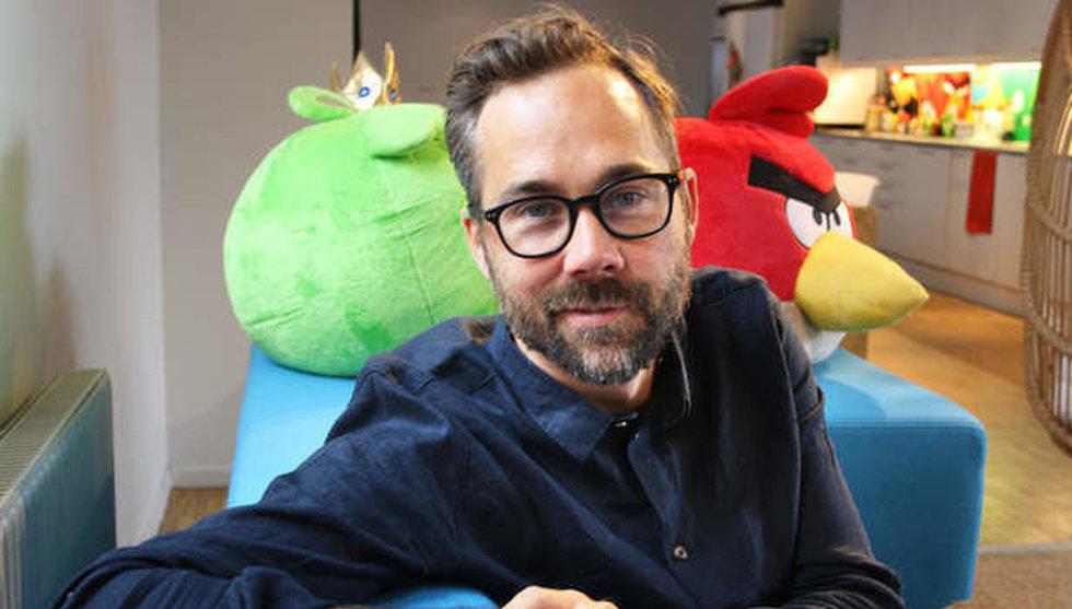 Sverige-chefen Oskar Burman hoppar av spelbolaget Rovio