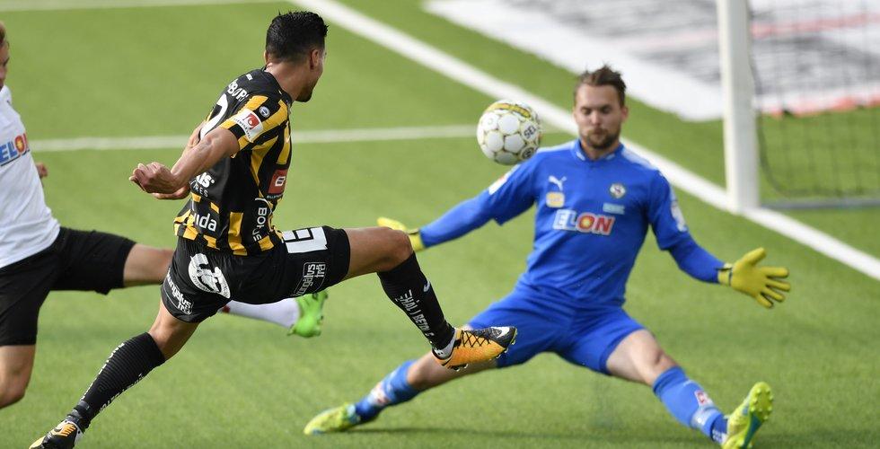 Breakit - I höst kan du se Allsvenskan gratis på TV – ny kanal på gång