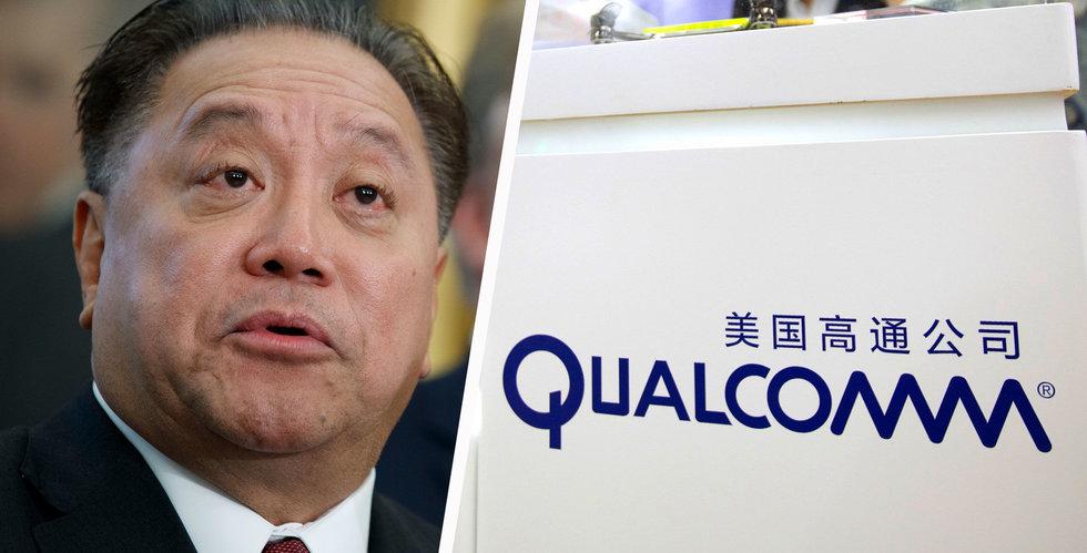 Broadcom höjer budet på Qualcomm