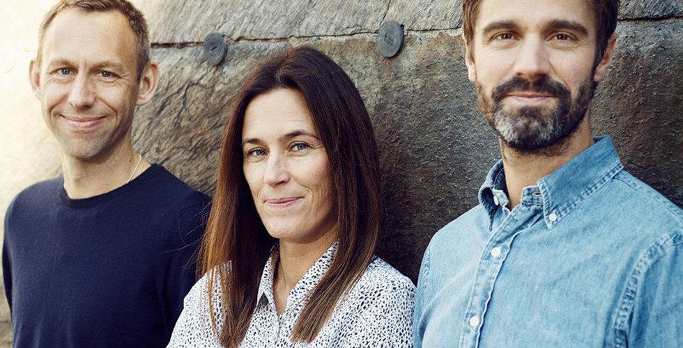 Breakit - Medieprofilen Cecilia Beck-Friis nya VR-bolag landar storkund