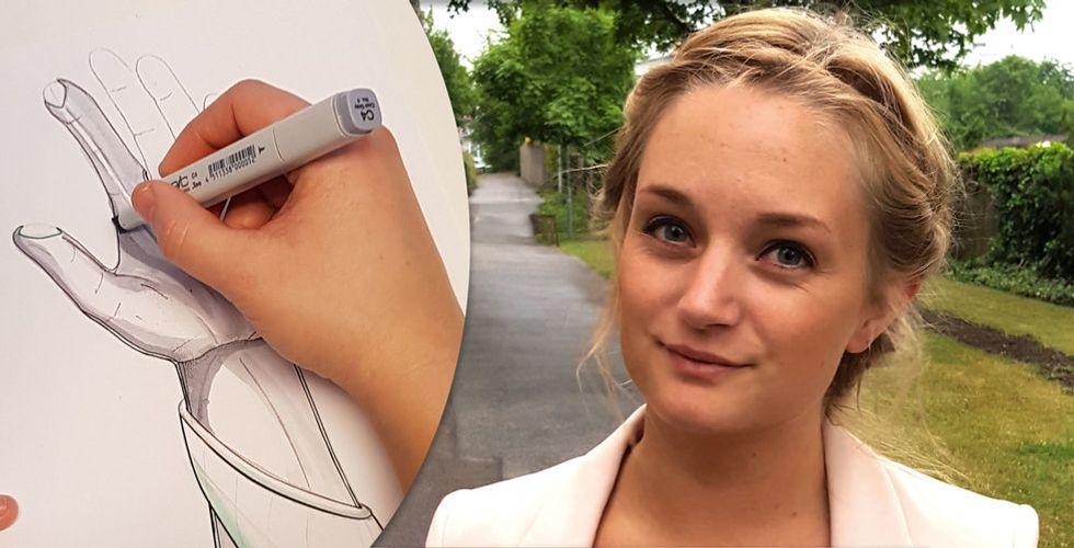 Idén föddes på Nasa – nu ska Sofie Woge ge superkrafter till världens sjuka