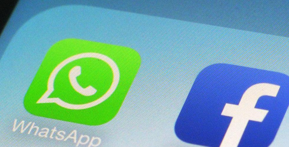 Whatsapp skrotar planer på annonsförsäljning