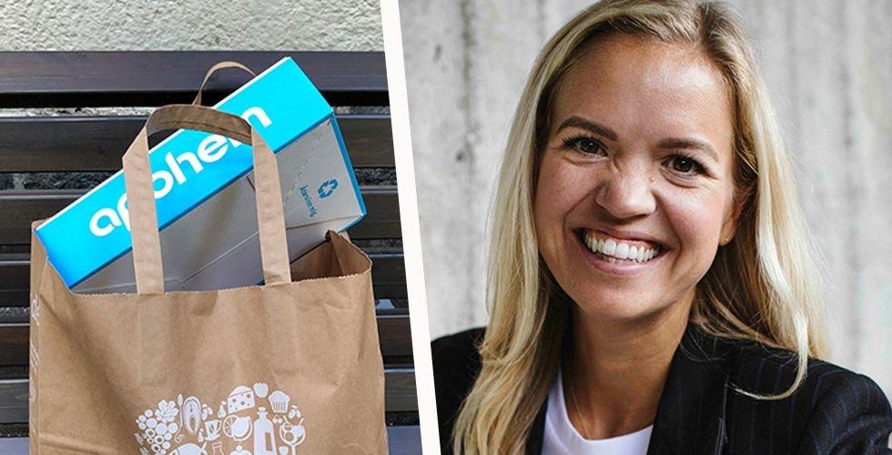 Nätapoteken fortsätter framåt – Therese Kempe ny marknadschef på utmanaren Apohem