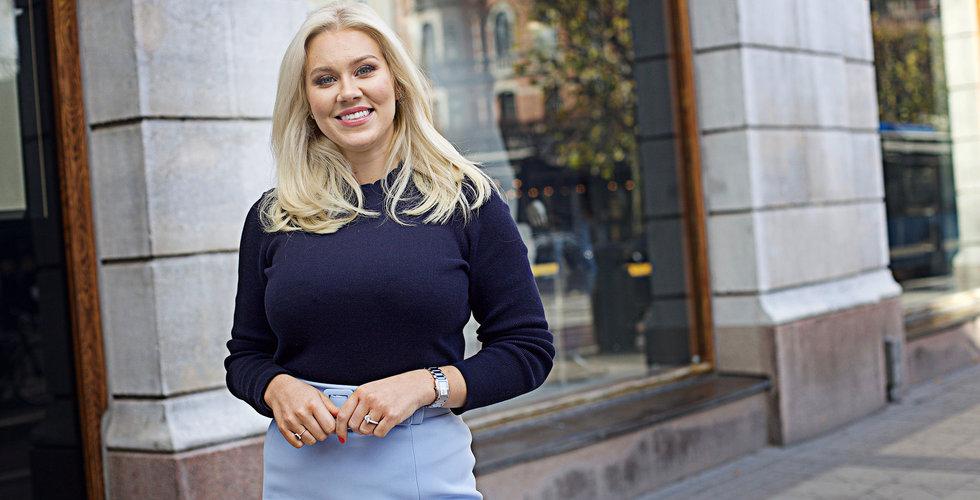"""Isabella Löwengrips nya plan – bli """"minidelägare"""" i Warren Buffetts privatjetbolag"""