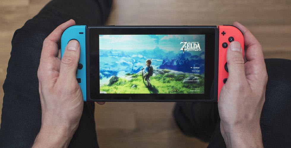 USA utreder Nintendo för patentintrång – kan stoppa Switch