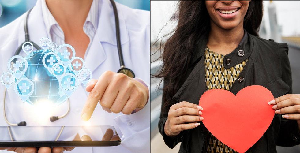 Breakit - Därför är Kry och Min Doktor extra poppis bland kvinnor och unga