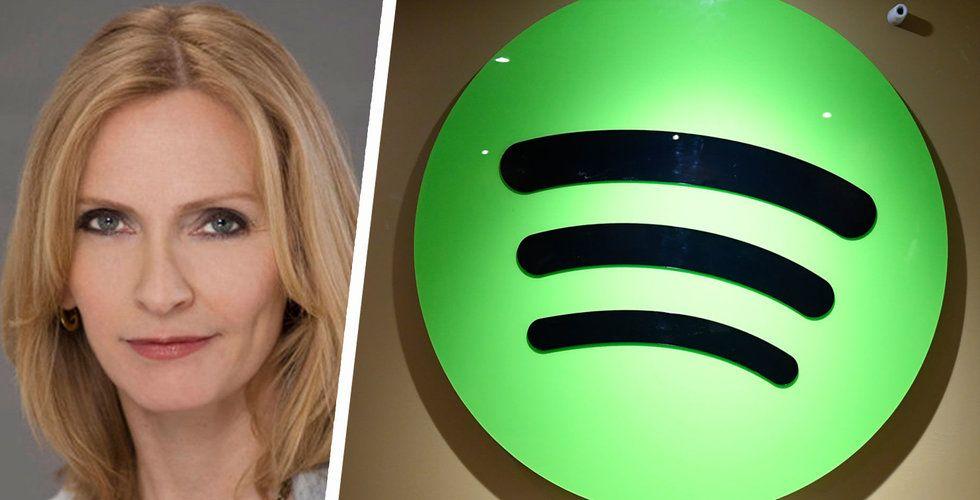 Spotify stärker podcast-erbjudandet med Liz Gateley