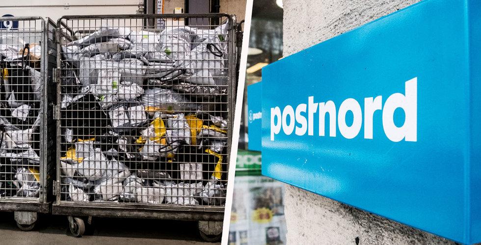 Postnord anmäls till konkurrensverket för avgiften på Kinapaket