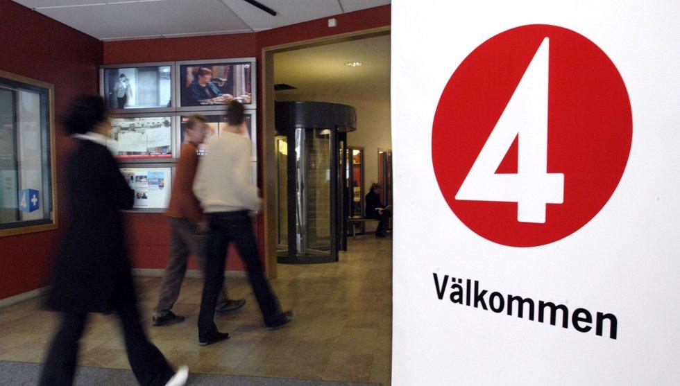 Uppgifter: Telia vill köpa in sig i TV4 och playtjänsten C More