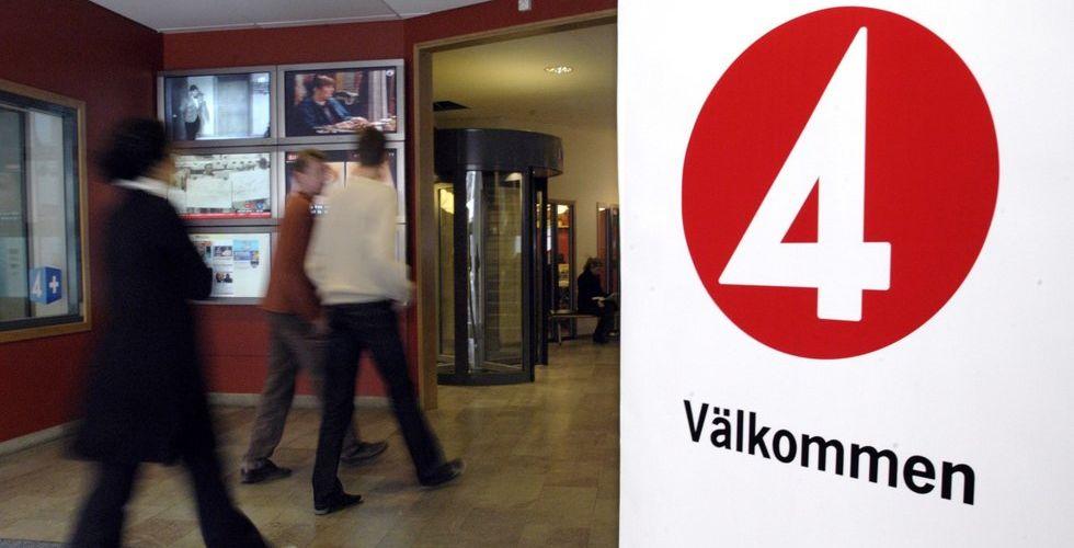 Breakit - Uppgifter: Telia vill köpa in sig i TV4 och playtjänsten C More
