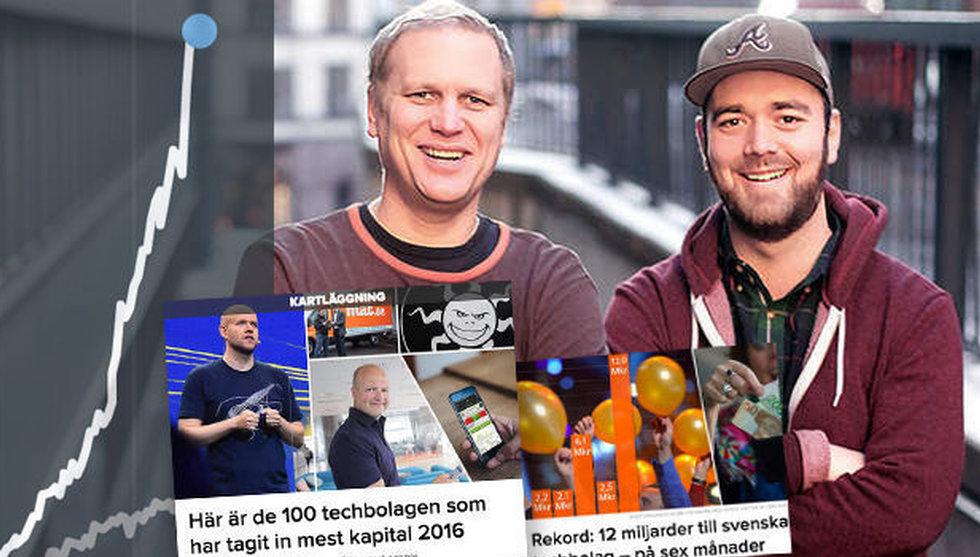 Succé för Breakits 100-lista – gå med i databasen för startups