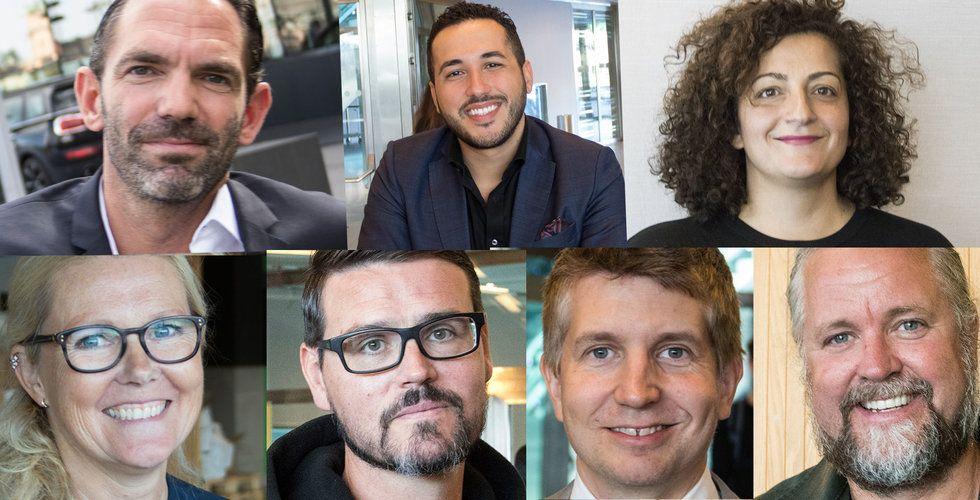 7 svenska techprofiler svarar: Här är våra viktigaste valfrågor