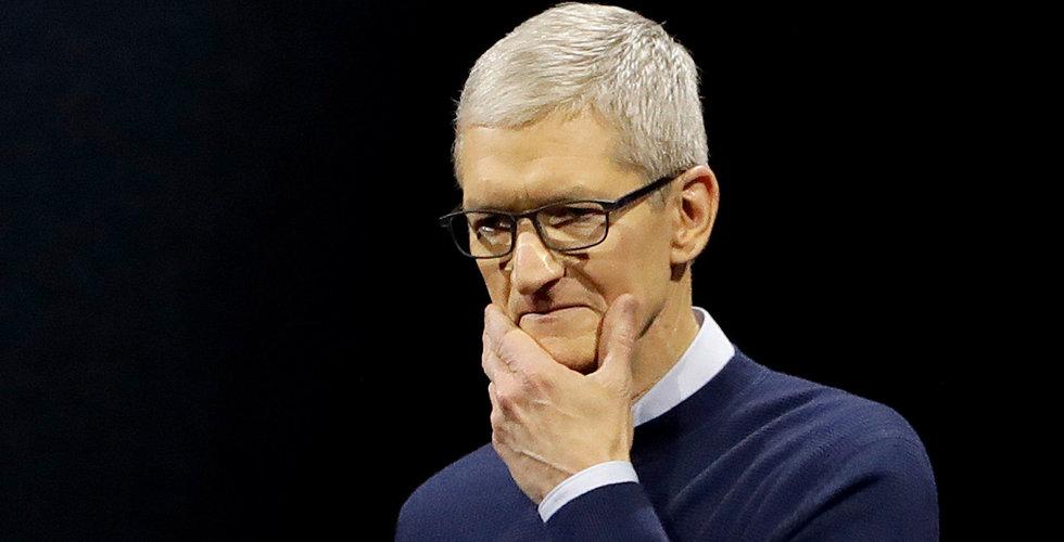 Apple utredde potentiella missförhållanden