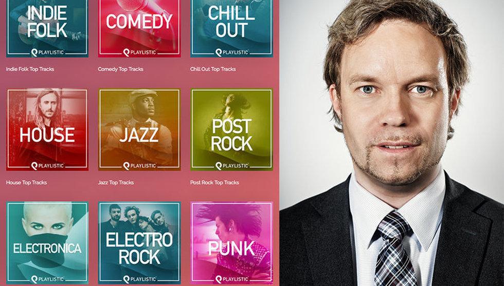 Breakit - Svenska X5 Music köps upp av Warner – för hundratals miljoner