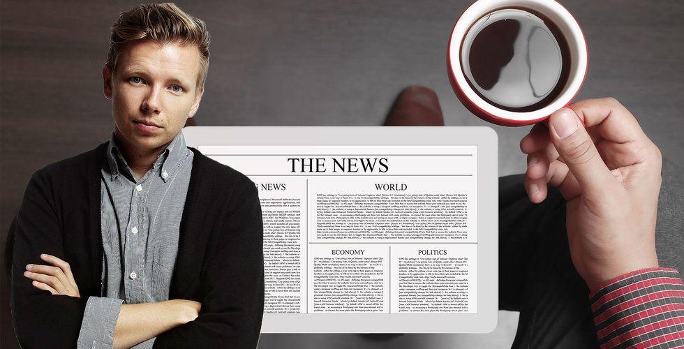 Breakit - Media har lärt sig tjäna pengar på nätet – men borde de verkligen jubla?