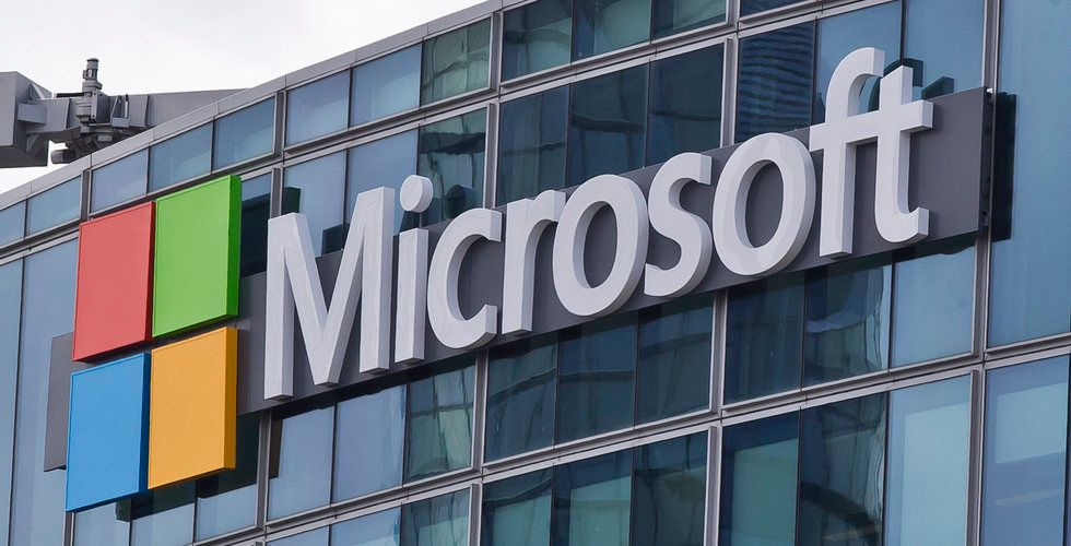 Microsoft ska sluta generera avfall 2030
