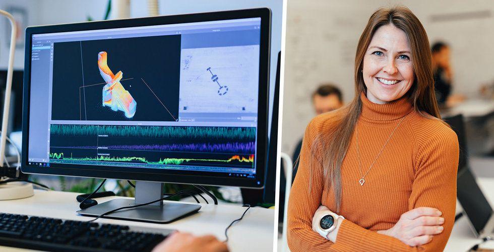 Interspectral i samarbete med Siemens – utvecklar mjuvkara för 3D-visualisering