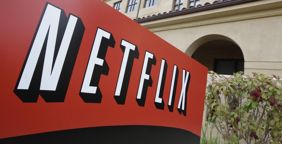 Netflix startar sin första produktionsstudio i Europa