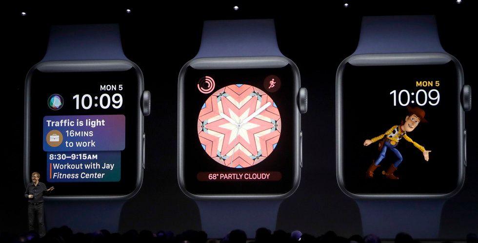 Breakit - Uppgifter: Apple utvecklar en ny smart klocka