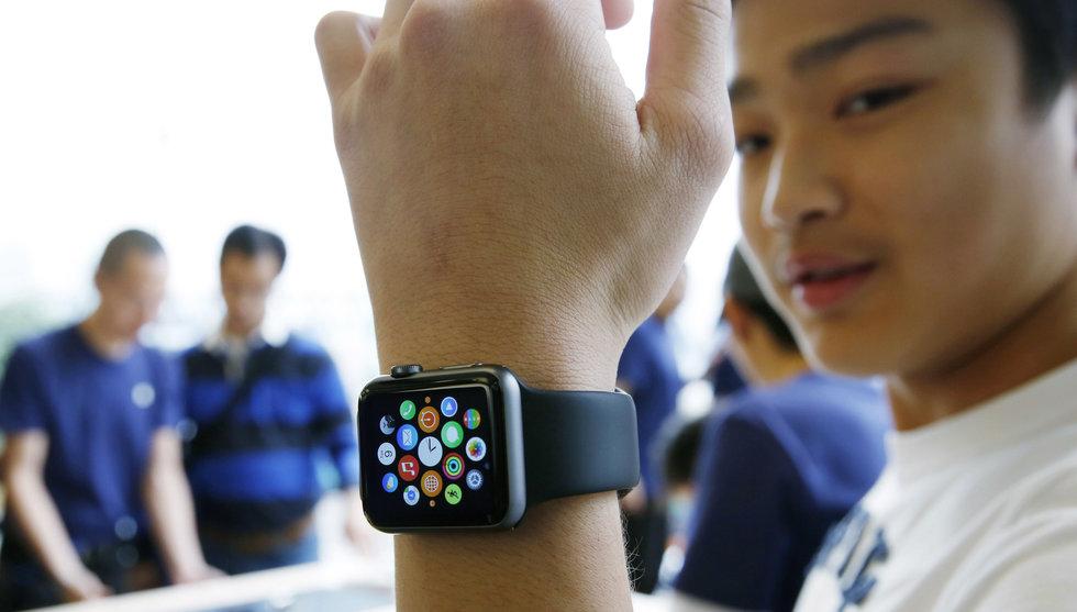Klart: Då börjar Apple Watch säljas i Sverige