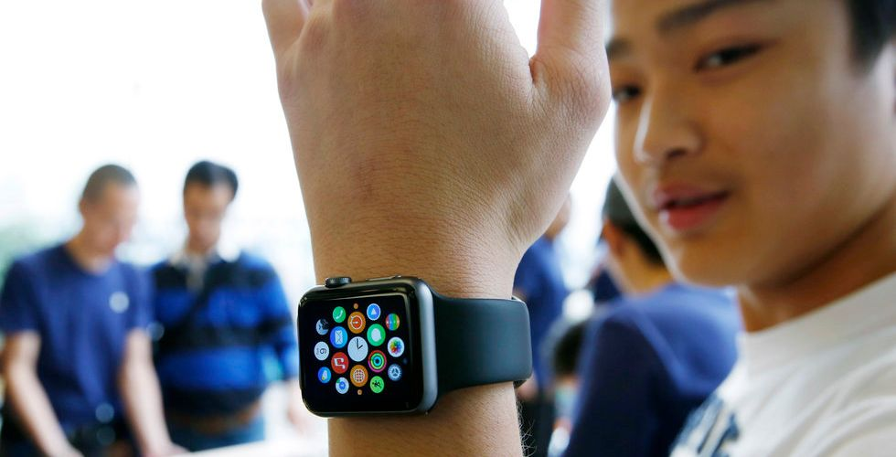 Breakit - Klart: Då börjar Apple Watch säljas i Sverige