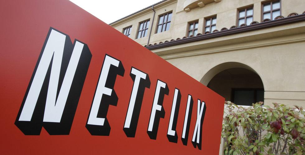 Netflix satsar på animerat innehåll